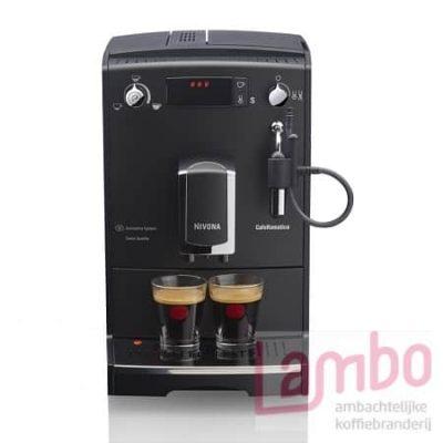 Lambo Koffiebranderij: Nivona Caferomatica nicr 520 koffiemachine