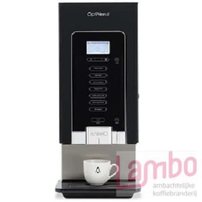 Lambo Koffiebranderij: Animo Optivend s koffiemachine