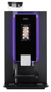 Koffiemachines van Lambo Koffiebranderij: Animo OptiBean 3