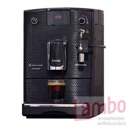Lambo Koffiebranderij: Nivona Caferomatica nicr 680 koffiemachine