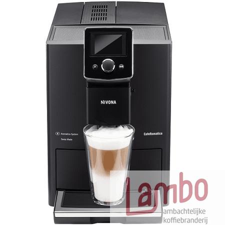 Lambo Koffiebranderij: Nivona nicr 820 koffiemachine