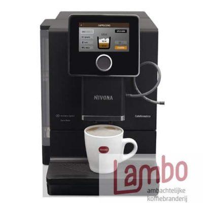 Lambo Koffiebranderij: Nivona nicr 960 koffiemachine