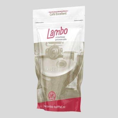 Lambo Koffie abonnement: Café Excellent Bonen